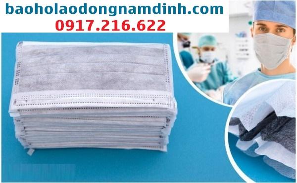Chuyên cung cấp khẩu trang công nghiệp tại Nam Định