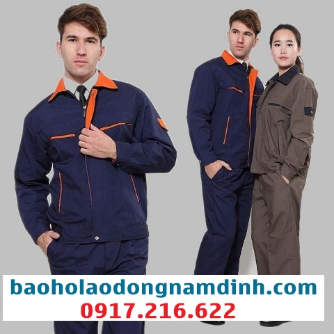 May quần áo bảo hộ mùa đông tại Nam Định