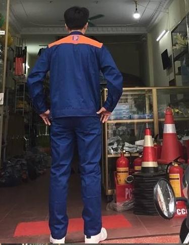 Bán quần áo bảo hộ lao động cho nhân viên trạm xăng tại Nam Định
