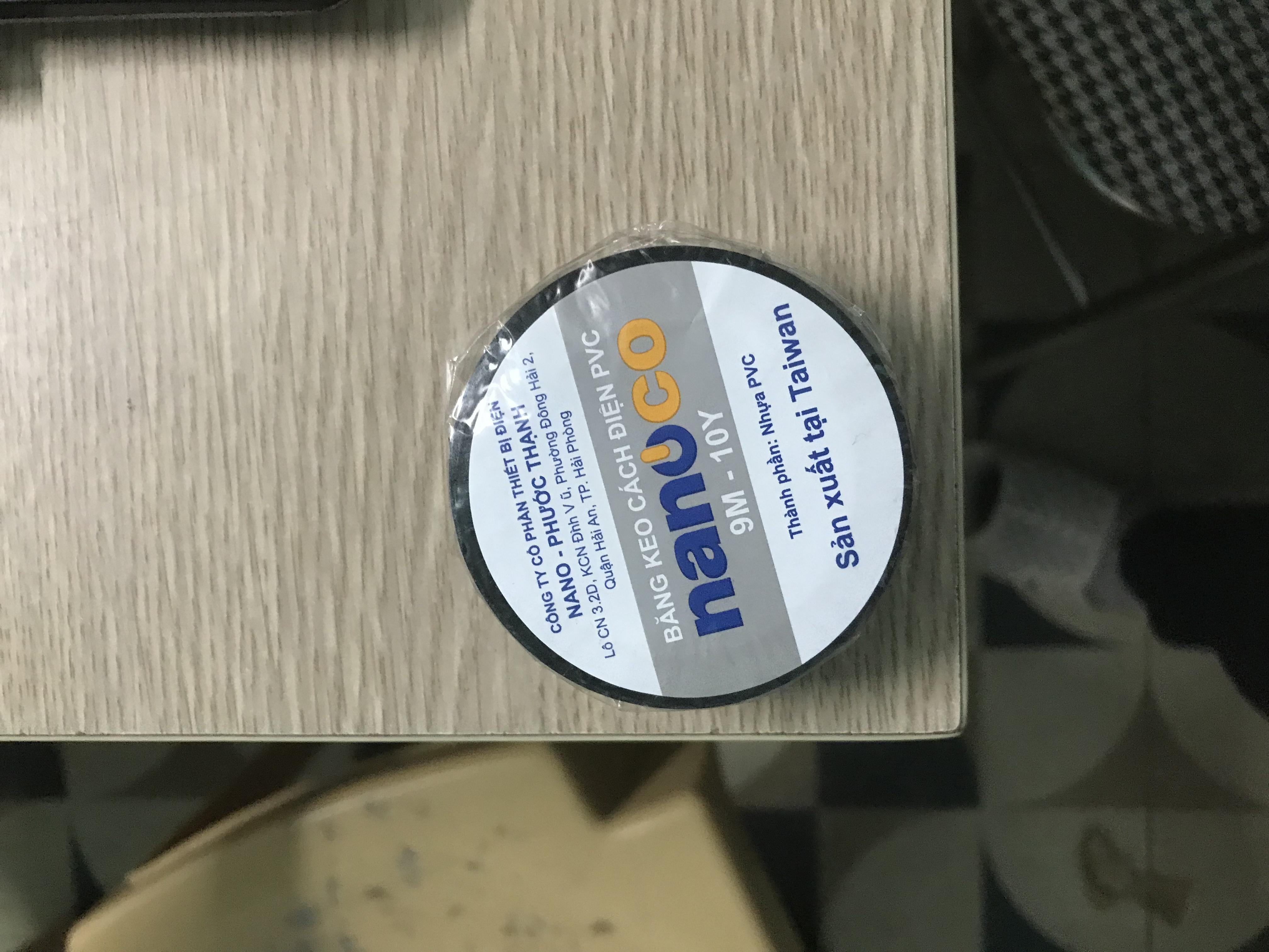 Nam Định – Ninh Bình Băng dính điện Nano Zalo 0912677982