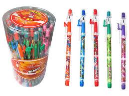 Bút chì khúc , bút chì 2B các loại