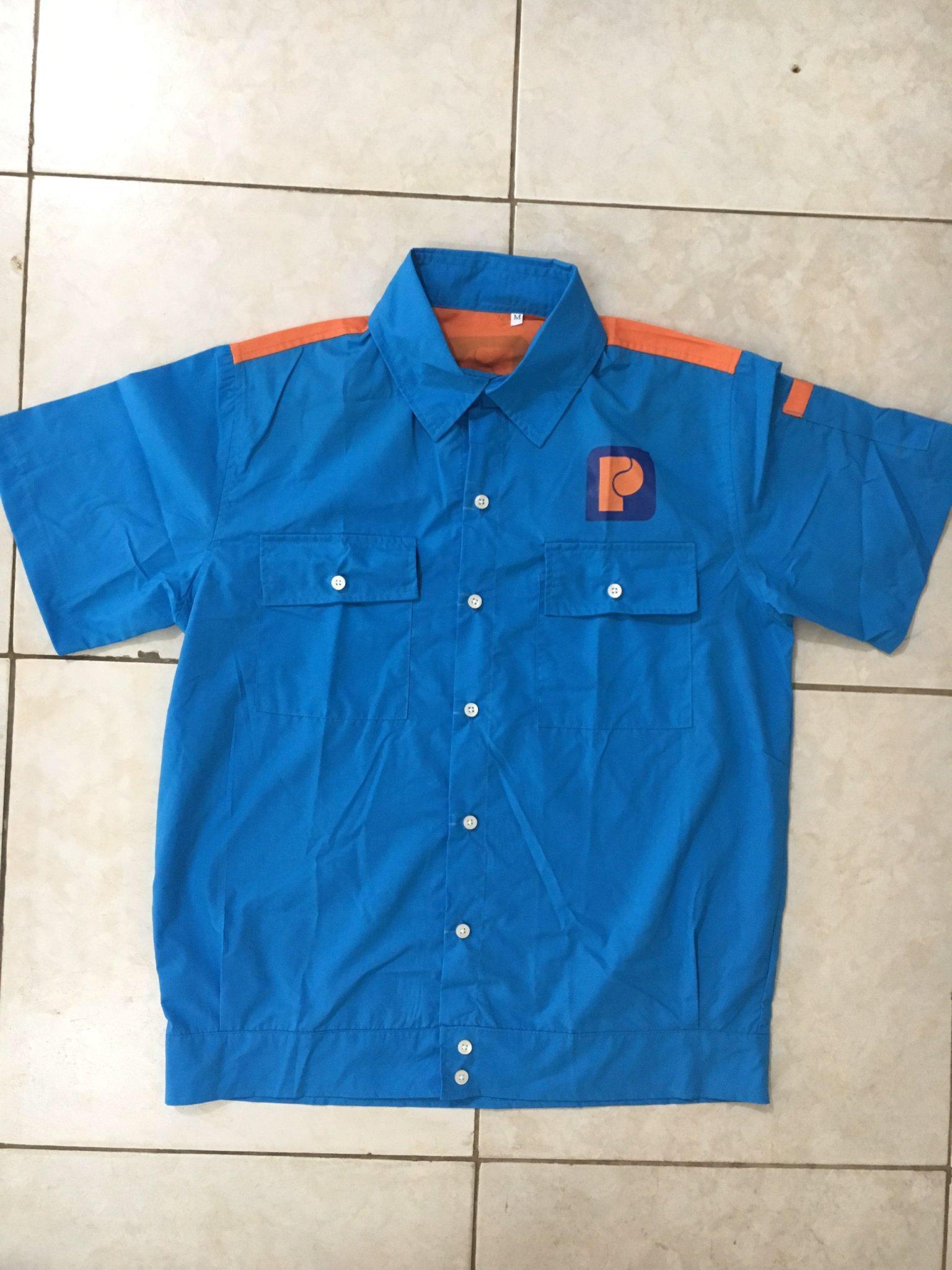 Đồng phục , quần áo bảo hộ lao động có thể mua giá rẻ tại các cửa hàng , đại lý bán quần áo bảo hộ lao động có bán tại khắp 63 tỉnh , thành phố trên toàn quốc.
